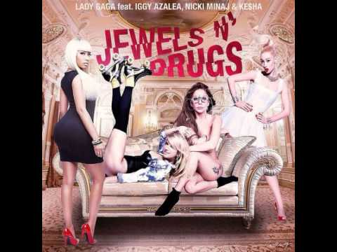 Jewels & Drugs Single Cover